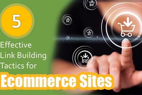 Link Building Tactics for E-commerce Websites