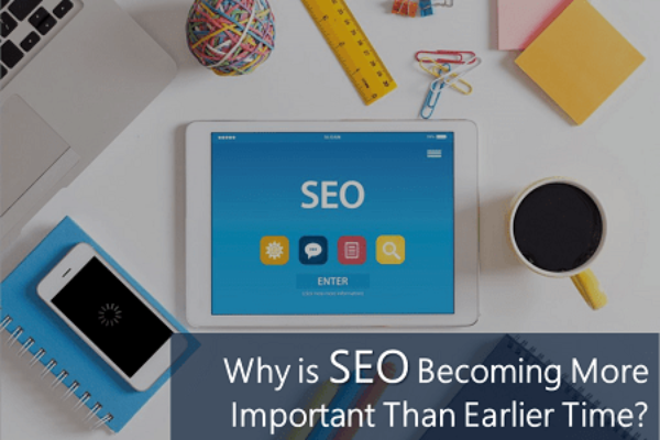 Why is SEO becoming more important
